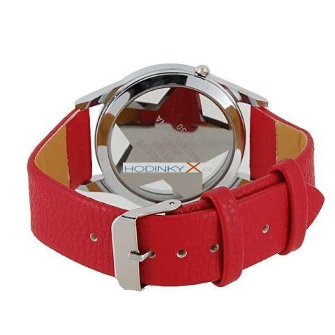 designové hodinky star červené kód zboží 10 5 dámské hodinky ...