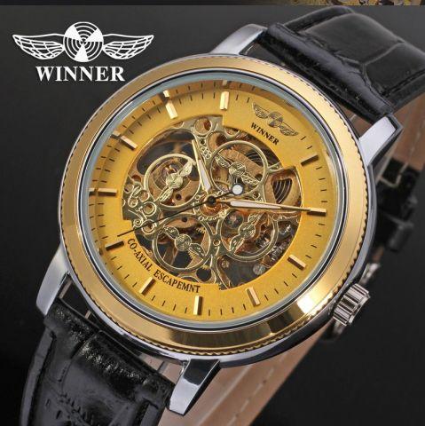 c8d4514f638 Pánské hodinky WINNER Automatic