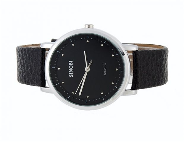 Hodinky Sinobi Unisex černé a6898c4a00