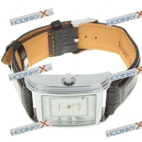 b33fc367471 Pánské Mechanické hodinky Square clasic